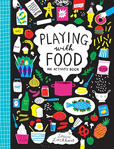 9781908714312: Playing with Food: An Activity Book