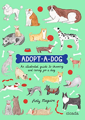 Adopt a Dog: An Activity Book: Cicada Books