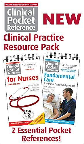 Clinical Practice Resource Pack 2016 (Clinical Pocket: Bernie Garrett, Paul