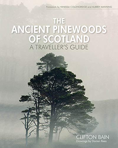 9781908737250: The Ancient Pinewoods of Scotland: A Traveller's Guide