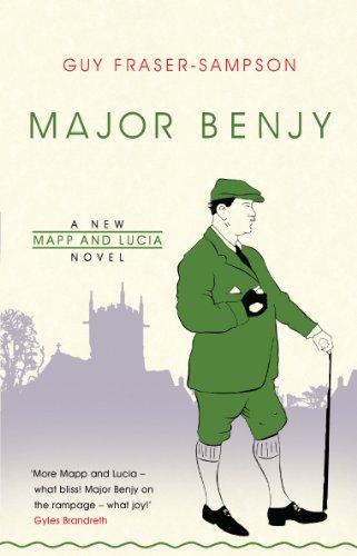 Major Benjy: Fraser-Sampson, Guy