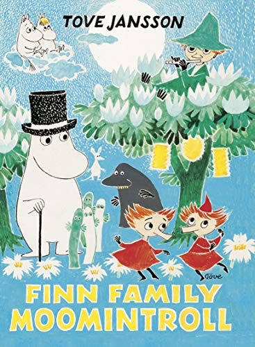 9781908745644: Finn Family Moomintroll (Moomins Collectors' Editions)