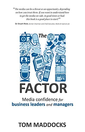 9781908746726: The M-factor: Media Confidence for Business Leaders and Managers