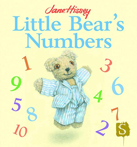 9781908759948: Little Bear's Numbers (Old Bear)