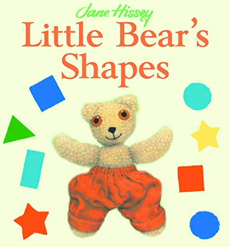 9781908759962: Little Bear's Shapes (Old Bear)