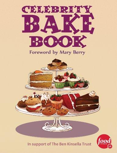 Celebrity Bake Book: Morris, Linda