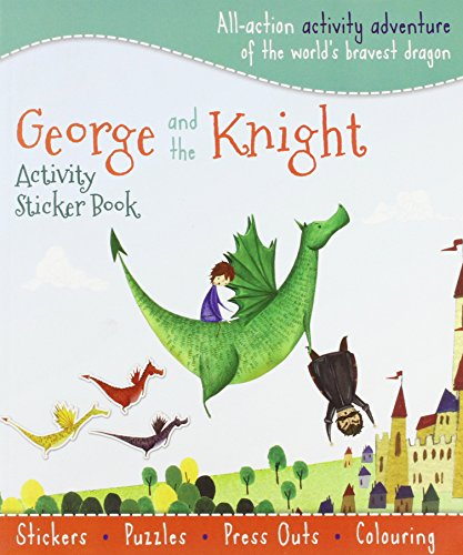 9781908786739: George and the Knight: Activity Sticker Book
