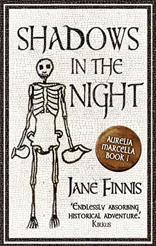 9781908800305: Shadows in the Night (An Aurelia Marcella Mystery)