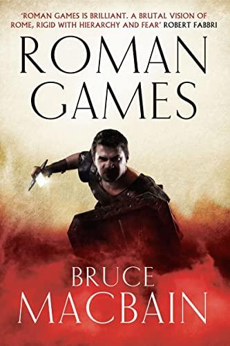 9781908800527: Roman Games