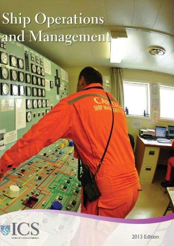 9781908833228: Ship Operations Management 2013
