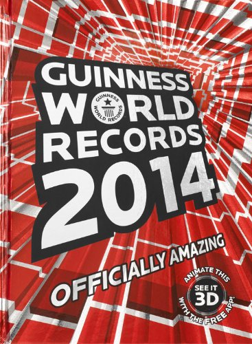 9781908843357: Guinness World Records 2014