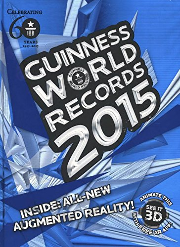 9781908843623: Guinness World Records 2015