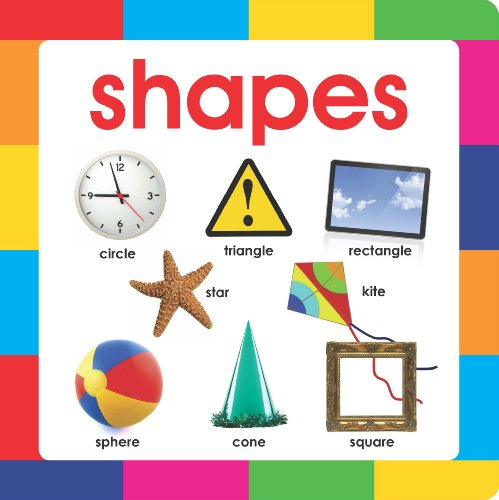 9781908849182: Shapes (My First Book)