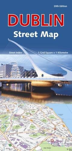 Dublin Street Map (Irish Street Maps): Ordnance Survey Ireland