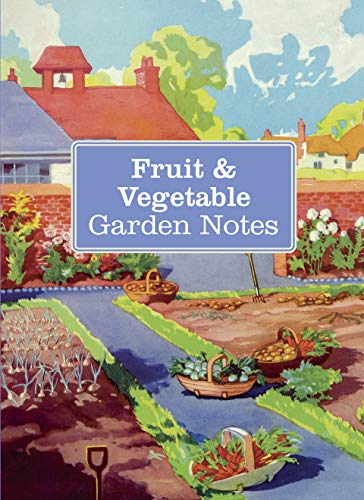 Fruit and Vegetable Garden Notes (Stationery): n\a