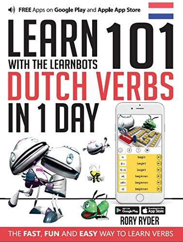 Learn 101 Dutch Verbs in 1 Day: Rory Ryder