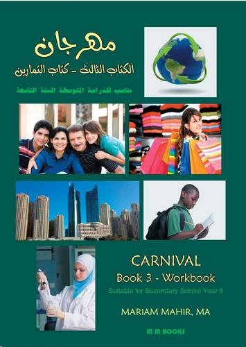 9781908871091: Carnival Workbook 3 (Carnival Secondary School Series) (Arabic Edition)