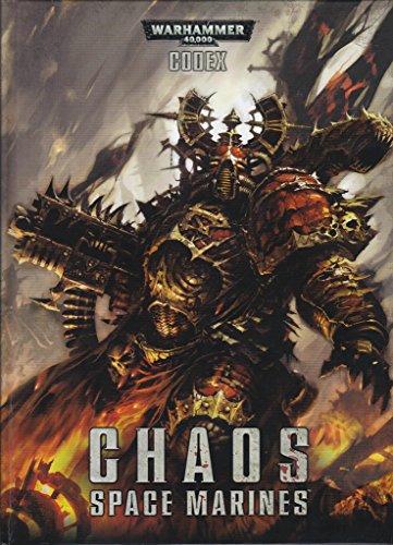 9781908872029: Codex Chaos Space Marines