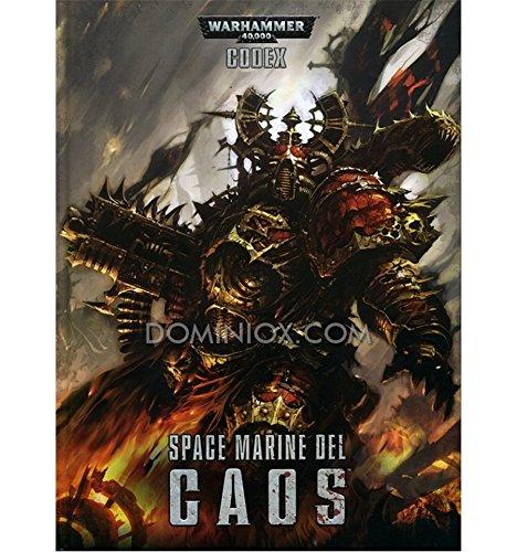 9781908872043: Codex Chaos Space Marines (Italian Edition)