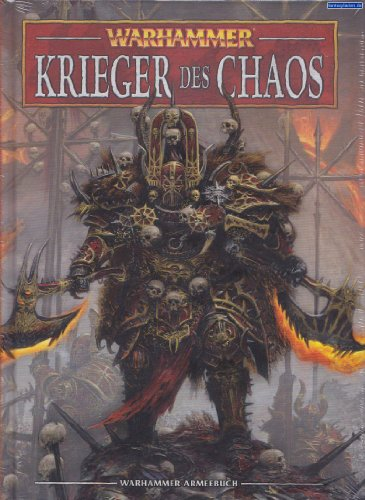 9781908872678: Warhammer: Warriors of Chaos (German Edition)