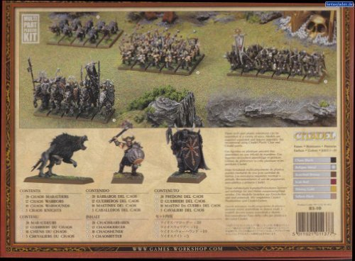 9781908872685: Warhammer: Warriors of Chaos (Japanese Edition)