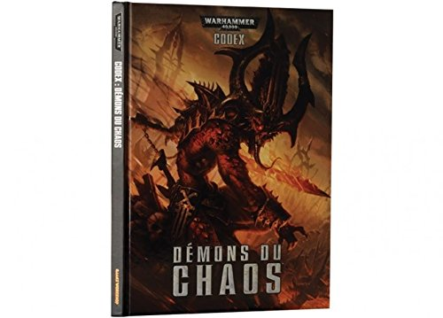 9781908872890: Codex: Chaos Daemons (French Edition)