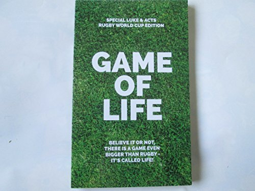 9781908880635: Game of Life - Special Luke & Acts Rugby World Cup Edition