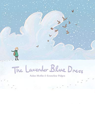 Lavender Blue Dress: Moffat, Aidan