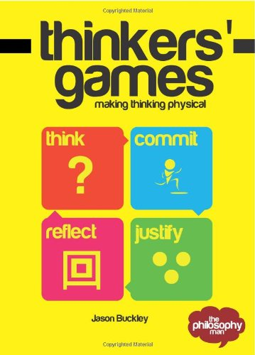 9781908901019: Thinkers' Games: Making Thinking Physical