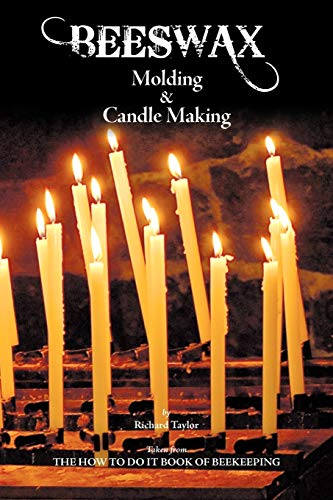 9781908904102: Beeswax Molding & Candle Making
