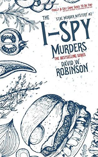 9781908910301: The I-Spy Murders