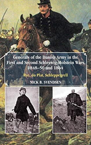 Generals of the Danish Army in the: Svendsen, Nick