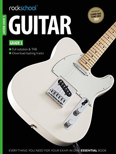 9781908920034: Rockschool Guitar - Grade 3 (2012-2018)