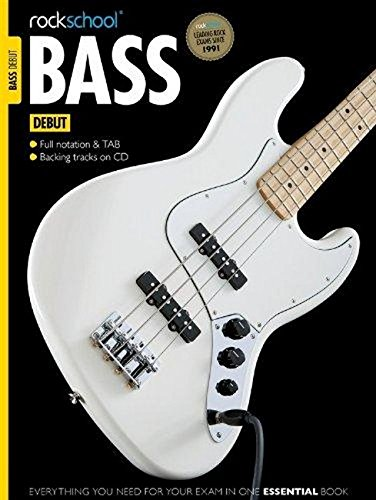 9781908920096: Rockschool Bass Debut