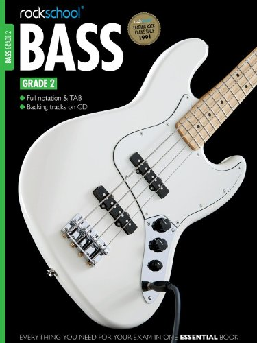 9781908920119: Rockschool Bass - Grade 2 (2012-2018)