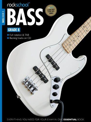 9781908920171: Rockschool Bass Grade 8 (2012-2018)