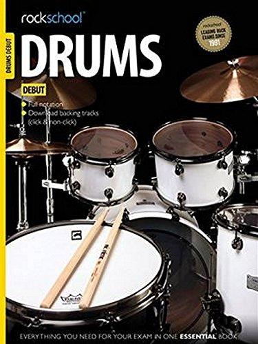 9781908920188: Rockschool Drums: Debut (2012-2018)
