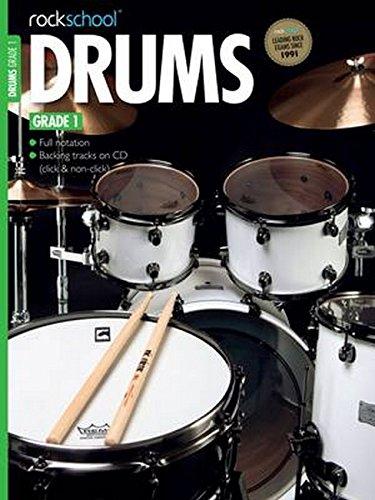 9781908920195: Rockschool Drums Grade 1 (2012-2018)