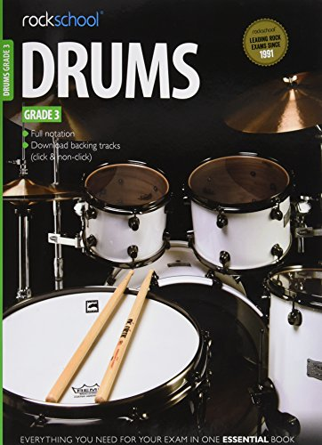 9781908920218: Rockschool Drums