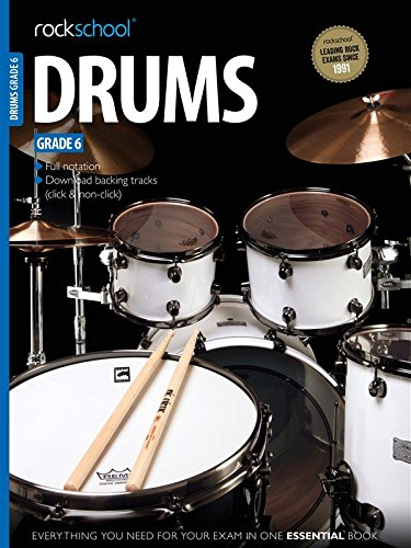 ROCKSCHOOL DRUMS GRADE 5 20122018: UNKNOWN
