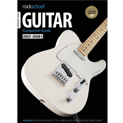 9781908920287: Rockschool Guitar Companion Guide