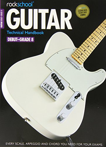 9781908920317: Rockschool Guitar Technical Handbook