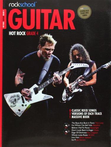 9781908920348: Rockschool Hot Rock Guitar Grade 4