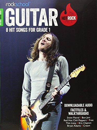 9781908920409: Rockschool Hot Rock Guitar Grade 1