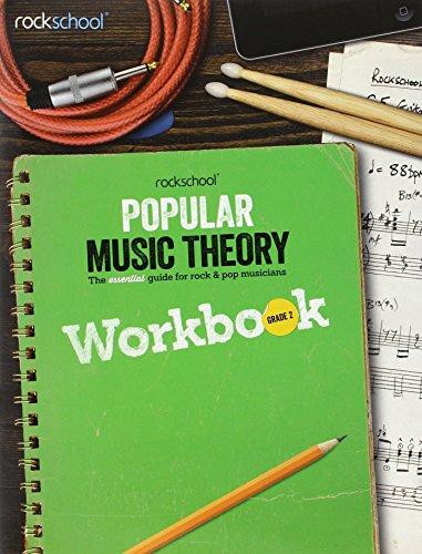 9781908920713: Rockschool Popular Music Theory Workbook Grade 2