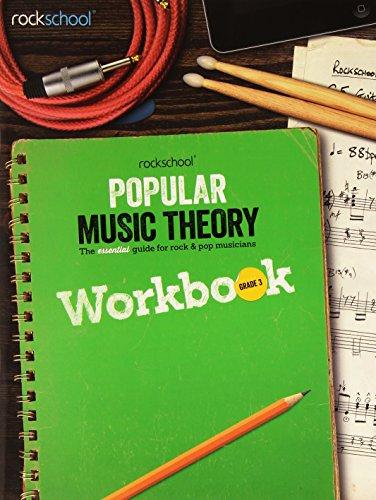 9781908920720: Rockschool Popular Music Theory Workbook Grade 3