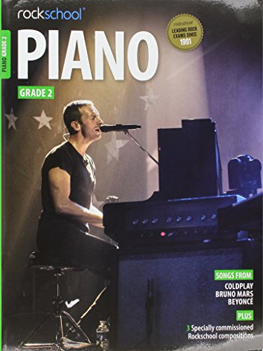 9781908920829: Rockschool 2015 Piano (Grade 2)
