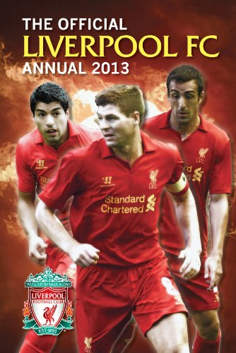 9781908925084: Official Liverpool FC Annual 2013