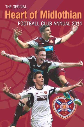 Official Hearts FC Annual 2014: Grange Communications Ltd