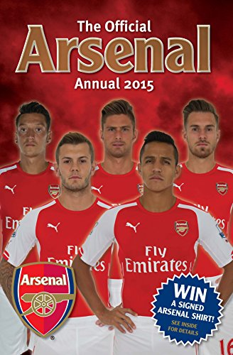 9781908925619: Official Arsenal FC 2015 Annual